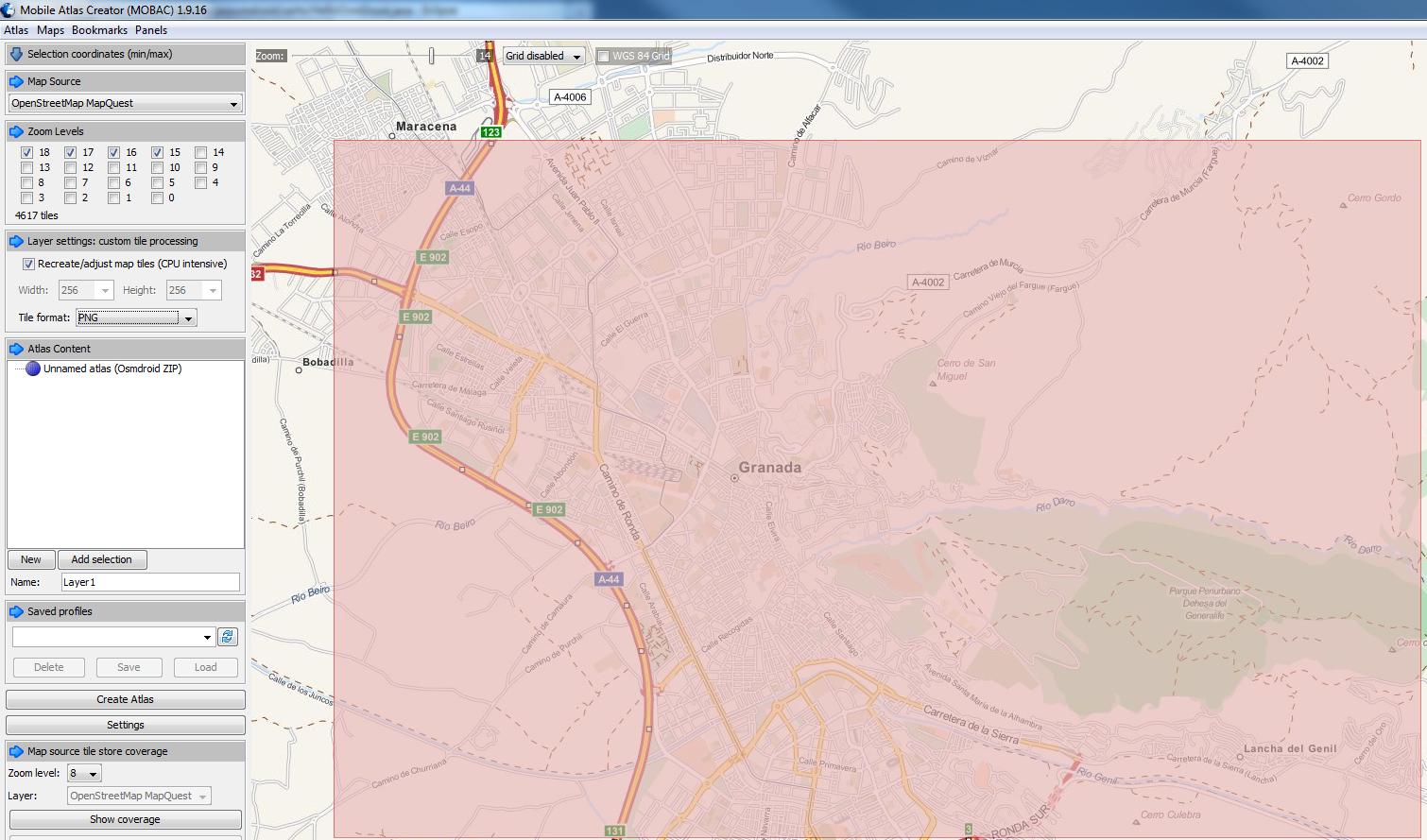 OsmDroid + Mobile Atlas Creator tutorial | Mobile Dev Stories